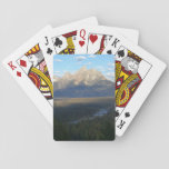 Jackson Hole Mountains Playing Cards