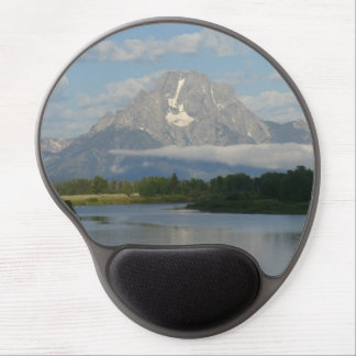 Jackson Hole River Gel Mouse Pad