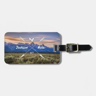 Jackson Hole Series 02 Luggage Tag