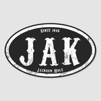 Jackson Hole Sticker