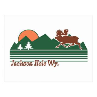 Jackson Hole Wyoming Tarjetas Postales