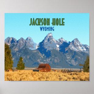 Jackson Hole Vintage Gifts on Zazzle