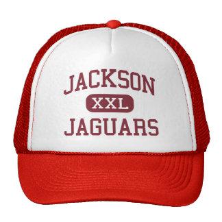 Jackson - Jaguars - Junior - Villa Park Illinois Trucker Hat