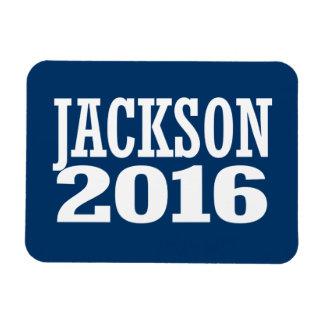 Jackson - Jef Jackson 2016 Magnet