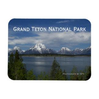 Jackson Lake, Grand Teton Magnet