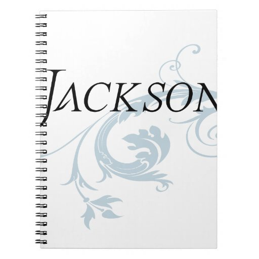 Jackson Libreta Espiral