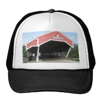 Jackson NH Covered Bridge Trucker Hat