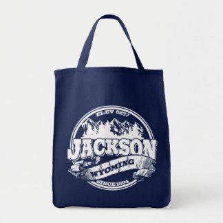 Jackson Old Circle Tote Bag