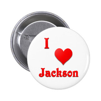 Jackson -- Red Pins