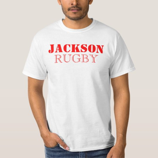 Jackson Rugby T T-Shirt