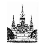 Jackson Square, New Orleans, LA Post Cards