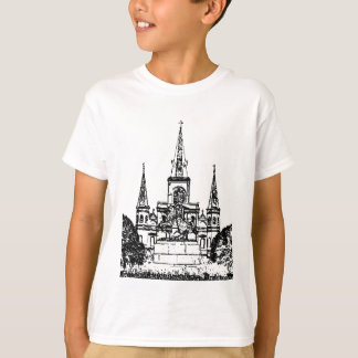 Jackson Square, New Orleans, LA T-Shirt