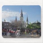 Jackson Square-New Orleans Mousepad