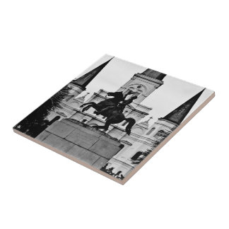 Jackson Square² Photo Tile