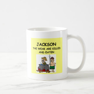 JACKSON TAZA DE CAFÉ