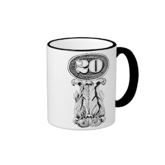 Jackson Twenty Ringer Coffee Mug