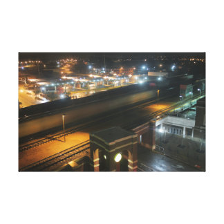 Jackson Union Station Canvas Print