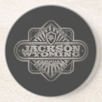 Jackson Vintage Diamond Coaster