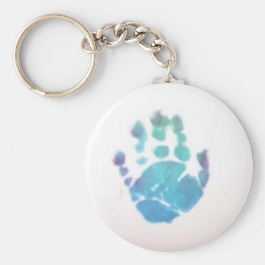 Jackson's Hand Keychain