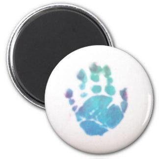 Jackson's Hand 2 Inch Round Magnet