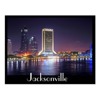 Jacksonvile, the gateway to the Sunshine State Postcard