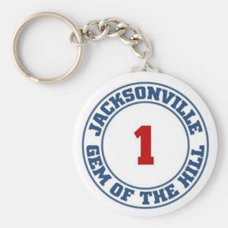 Jacksonville Alabama Keychains