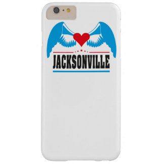 Jacksonville Barely There iPhone 6 Plus Case