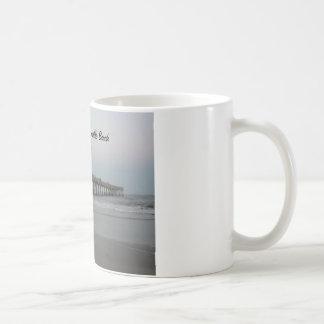 Jacksonville Beach Pier Photo Coffee Mug Florida