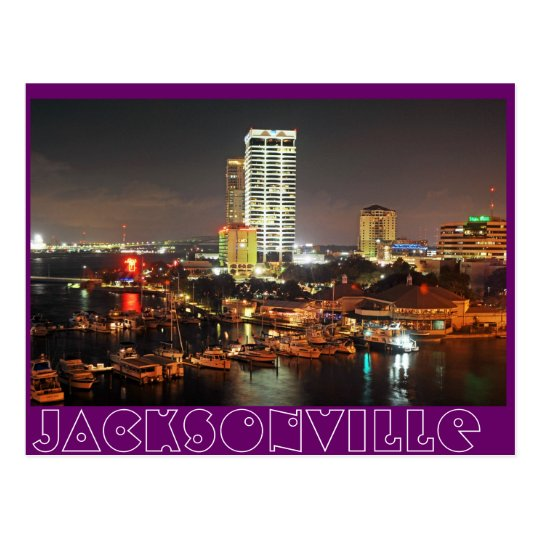 Jacksonville by the St. Johns Postcard
