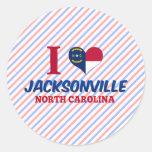 Jacksonville, Carolina del Norte Etiquetas