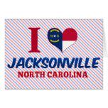 Jacksonville, Carolina del Norte Felicitacion