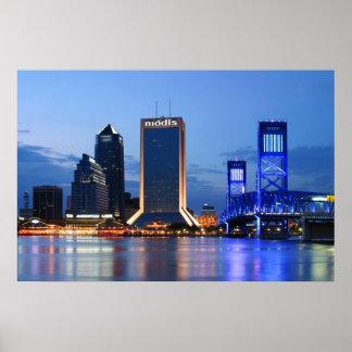 Jacksonville céntrica posters