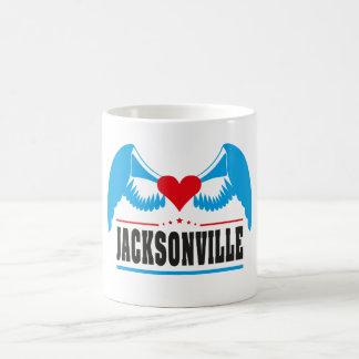Jacksonville Coffee Mug
