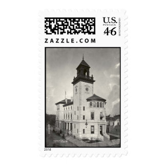 Jacksonville Courthouse Postage Stamps