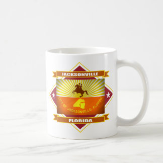 Jacksonville Diamond Coffee Mug