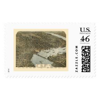 Jacksonville FL - 1893 Stamp