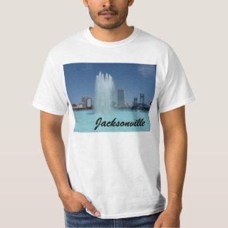Jacksonville FL Friendship Fountain T-Shirt Shirt