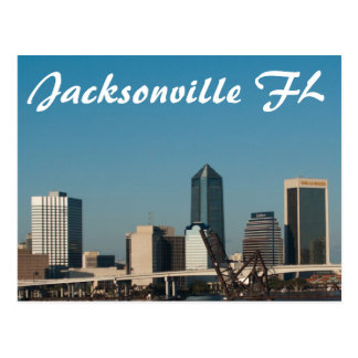 Jacksonville FL Post Cards