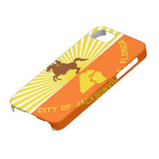 Jacksonville Flag iPhone 5 Cases