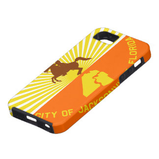 Jacksonville Flag iPhone 5 Cover
