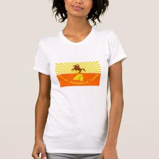 Jacksonville Flag T Shirt