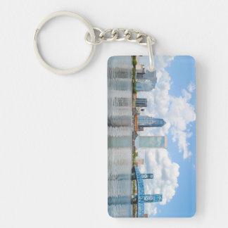 Jacksonville, Florida Acrylic Keychains
