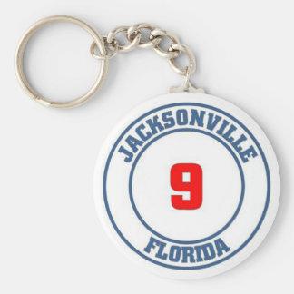 Jacksonville florida keychains