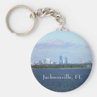 Jacksonville, Florida Keychain