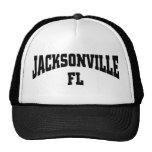 Jacksonville Florida Mesh Hats