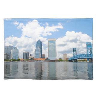 Jacksonville, Florida Place Mats