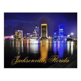 Jacksonville, Florida, U.S.A. Postcard