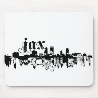 Jacksonville JAX put on for your city Mouse Pad