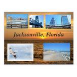 Jacksonville, la Florida Postales