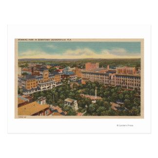 Jacksonville, la Florida - propósito aéreo de Postales